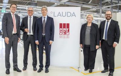 LAUDA acquires GFL